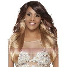 Vivica Fox Hair Color Chart Trisha Wig By Vivica Fox