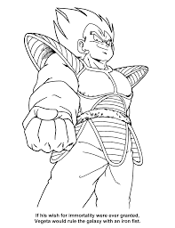 Small Picture Dragon Ball Z Coloring Pages GetColoringPagescom