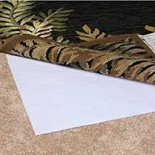 rug anchors for carpet. magic stop non-slip indoor rug pad, size: 6\u0027 x 9\u0027 anchors for carpet s