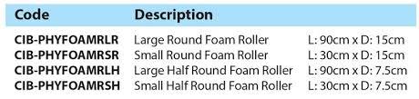 Physiomed Foam Roller