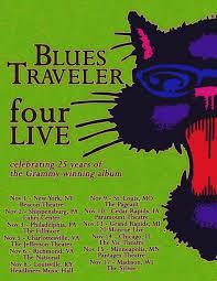 blues traveler schedule 25th