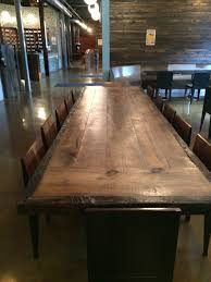 reclaimed wood dining table top  reclaimed wood dining table  foot conference table top zoom
