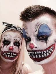 best 25 scary clown makeup ideas on scary clown