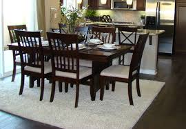 Rugs For Hardwood Floors In Kitchen Best Extraordinary Correct Rug Size For Dining Room 6535