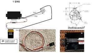 single emg wiring data wiring diagrams \u2022 EMG 81 85 Fender single emg wiring wire center u2022 rh linewired co custom emg wiring diagrams emg pickup color