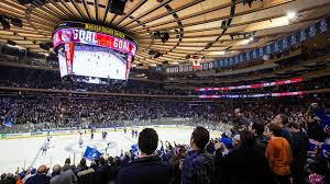 Msg Ny Rangers Seating Chart Rangers Announce 2019 20 Schedule