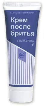 <b>Крем после бритья SVOBODA</b> с витамином F 80 мл - отзывы ...
