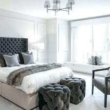 White Grey Pink Bedroom Ideas Decorating And Pinterest Adorable Gray ...