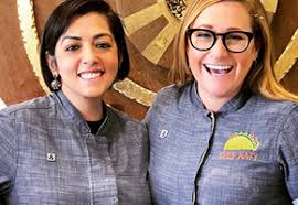 """Show 316, March 23, 2019: """"From Mumbai to Mexico City"""" Dinner with ADYA's  Chef Shachi Mehra & Puesto's Chef Katy Smith.   SoCal Restaurant Show"""