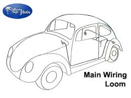 wm 111 68 71 vw main wiring loom beetle sedan sunroof please note wiring harnesses can only be returned if the packaging remains sealed once a wiring harness has been opened it cannot be returned