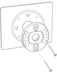 nest base with trim plate en us how to install your nest learning thermostat on wiring thermostats in a circuit