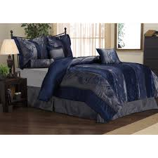 blue king size comforter sets in navy set designs 12