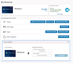 Capital One Redemption Chart How To Redeem Capital One Miles At A Fixed Value