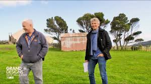 Grand Designs Host A Conversation With Chris Moller The Host Of Grand Designs New Zealand