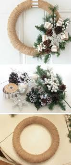 creative homemade christmas decorations. 50 Creative Homemade (DIY) Christmas Decorations Ideas A