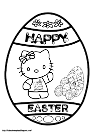 Easter Coloring Free Online Printable Coloring