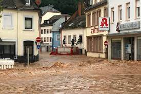 Floods in Germany Leave Dozens Dead ...