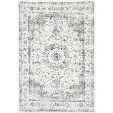 nuloom verona grey 8 ft x 10 ft area rug