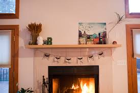 diy mantel shelf hometownlovingcom fireplace mantel view larger
