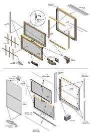 200 Series Tilt-Wash Parts Diagram