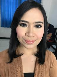 add to board make up hair do pre wedding by ny calista makeup artist 001