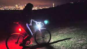 Bike Lights Evans