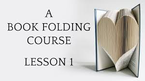 Book Folding Patterns Free
