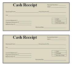 Download Payment Receipt Template Teplates For Every Day