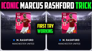 How To Get Iconic MARCUS RASHFORD From Iconic Moment - Manchester United |