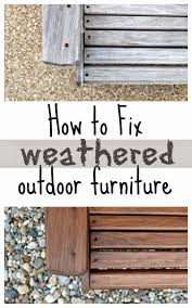 wooden outdoor furniture painted. How To Weather-proof Outdoor Furniture : Fixing The Adirondack Chairs Wooden Painted M