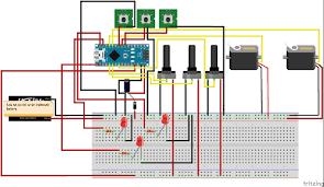 everything works fine arduino project usb external power source works fine no usb