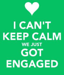 engagement on Pinterest | Engaged Quotes, Just Breathe and Hello ...