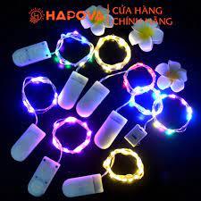Đèn LED trang trí, Đèn LED dây phòng ngủ HAPOVA mã HOT 2001 chạy bằng pin  có sẵn giá cạnh tranh