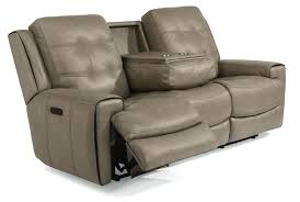 Recliner With Cup Holder Sofa Sofas And Couches Set Brown  Black Reclining Holders Storage L8