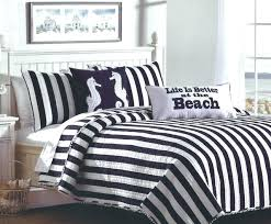 navy striped quilt navy stripe quilt navy white cabana striped bedding set tropical quilts and quilt