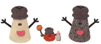 blues clues gingerbread boy. Modren Gingerbread Mr Salt And Mrs Pepper Often Need Steveu0027s Help To Solve Puzzles In The  Kitchen Paprika Is Newest Member Of Their Family On Blues Clues Gingerbread Boy A
