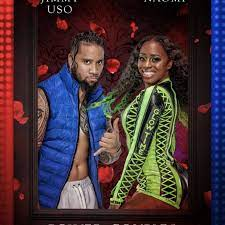 WWE Trading Card Set Ships Jey Uso with ...