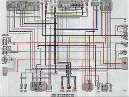 yamaha xj600 wiring diagram wirdig yamaha 600 wiring diagram yamaha wiring diagrams for car or