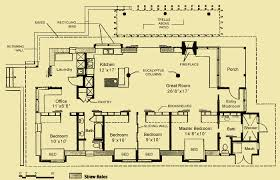 straw bale house plans. Straw Bale Passive Floor Plan House Plans I