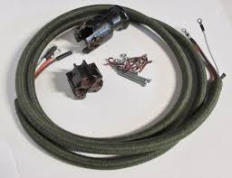 mb t wiring harness d l bensinger llc mb t inter vehicular cable