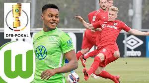 Gefällt 45.479 mal · 1.051 personen sprechen darüber. Dfb Pokal Wolfsburg Muss Zu Preussen Munster Sportbuzzer De
