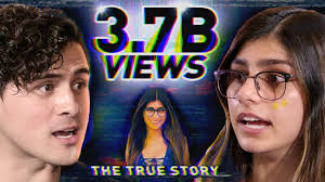 I spent a day with MIA KHALIFA - YouTube