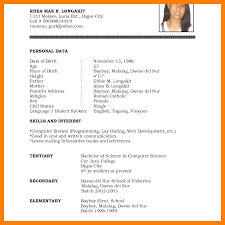 Blank Resume Template Pdf New Templates And Floating Cityorg