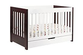 babyletto furniture. Babyletto Mercer 3-in-1 Convertible Crib With Toddler Bed Conversion Kit,  Espresso Babyletto Furniture