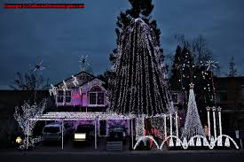 Pleasant Grove Farm Christmas Lights Best Christmas Lights And Holiday Displays In Elk Grove