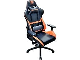 orange desk chair teen gaming chair cougar armor gaming chair black and orange cougar armor gaming orange desk chair
