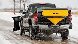 Snow Ex SP 1075 Salt Spreader | McGuires Distinctive Truck in ...
