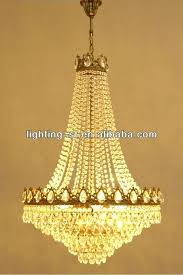 antique french style crystal chandelier classic large lighting huge re lamp empire for