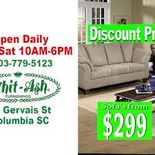Whitash Furniture Columbia Sc Elegant Furniture fort Whit ash