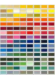 Ral Chart Download Concise Ral Color Chart Free Download